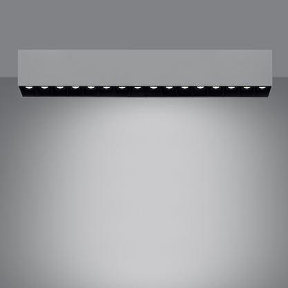 Artemide Architectural Sharp SMD 16L DALI AR AF87805 Argent