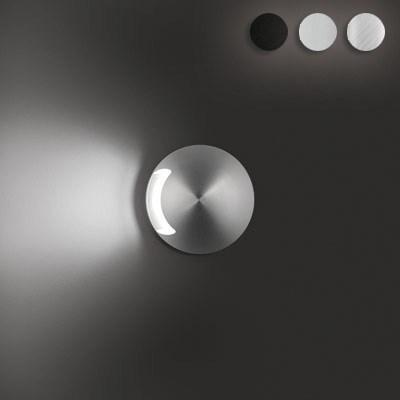 Bel Lighting Bolas V 10W BL 8028V.W73.32 Eloxiertem aluminium