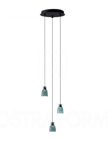 Bover Drop&Drip Drip S/03 Lights BV 25903215121 Noir ébène