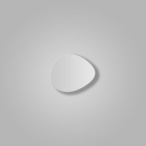 Bover Tria 01 Triac BV 2080101301 Blanc / Satiné