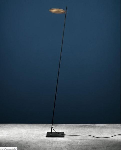 Catellani & Smith Lederam F0 DIM CS LF012LVO Noir / Laiton