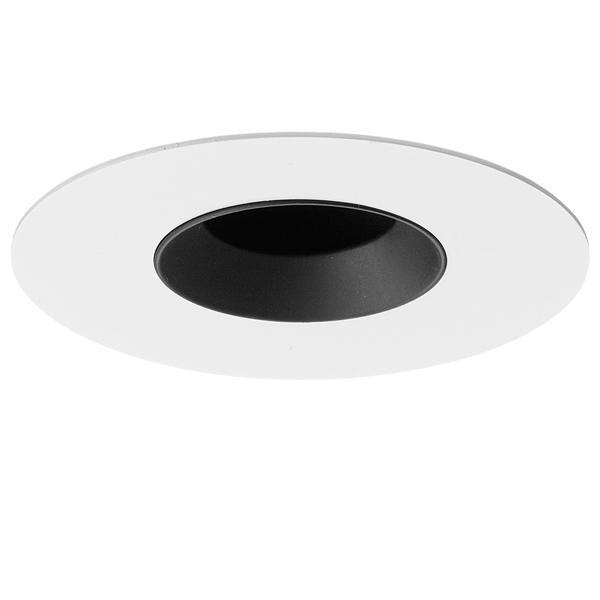 Flos Architectural Light Sniper Fixed Round 1-10V CRI80 AN 03.4630.14A1V Mattiert Schwarz