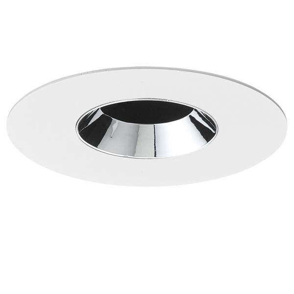 Flos Architectural Light Sniper Fixed Round LED AN 03.4661.06 Chrome