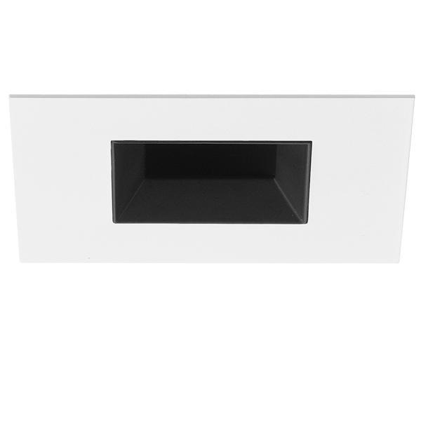 Flos Architectural Light Sniper Fixed Square LED AN 03.4666.14 Mattiert Schwarz