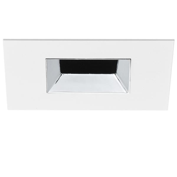 Flos Architectural Light Sniper Fixed Square LED AN 03.4667.06 Chrome