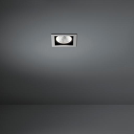 Modular Lighting Mini Multiple 1x Led MO 11434505 Aluminium / Noir
